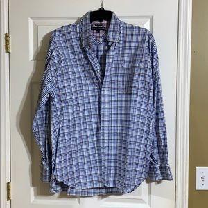 Men's Tommy Hilfiger long sleeve dress shirt